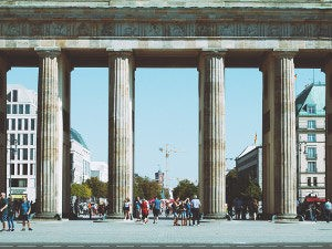 English-German Translation Bureau: Brandenburg Gate in Berlin